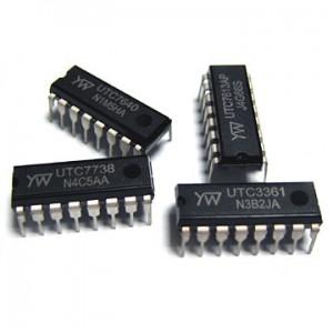 IC integrated circuit radio