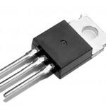 Transistor electronic component sdigital